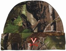 Virginia Cavaliers Newborn Realtree Camo Knit Cap