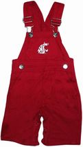Washington State Cougars Long Leg Overalls
