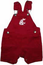 Washington State Cougars Short Leg Overalls