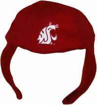 Washington State Cougars Chin Strap Beanie