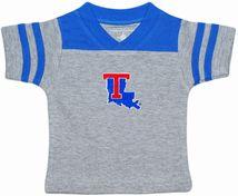 d7000a8db Louisiana Tech Bulldogs Football Shirt · Louisiana Tech Bulldogs Infant  Toddler Polo Shirt