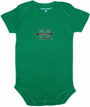 Marshall Thundering Herd Newborn Infant Bodysuit