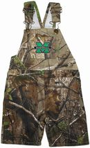 Marshall Thundering Herd Realtree Camo Long Leg Overall