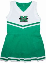 Marshall Thundering Herd Cheerleader Bodysuit Dress