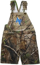 Air Force Falcons Realtree Camo Long Leg Overall