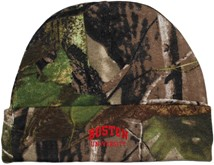 Boston University Terriers Newborn Realtree Camo Knit Cap