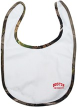 Boston University Terriers Realtree Camo Newborn Bib