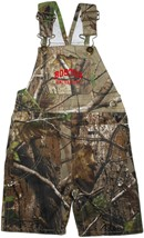 Boston University Terriers Realtree Camo Long Leg Overall
