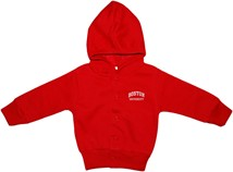 Boston University Terriers Snap Hooded Jacket