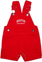 Boston University Terriers Short Leg Overalls