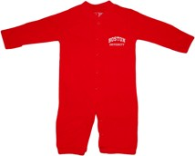 "Boston University Terriers ""Convertible"" Gown (Snaps into Romper)"