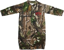 "Boston University Terriers Realtree Camo ""Convertible"" Gown (Snaps into Romper)"