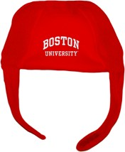 Boston University Terriers Chin Strap Beanie