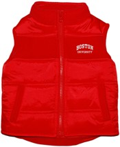 Boston University Terriers Puffy Vest