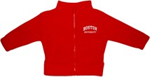 Boston University Terriers Polar Fleece Zipper Jacket