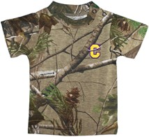 Carroll College Fighting Saints Realtree Camo Short Sleeve T-Shirt