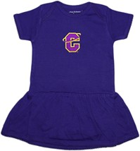 Carroll College Fighting Saints Picot Bodysuit Dress