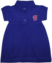 Carroll College Fighting Saints Polo Dress w/Bloomer