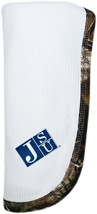 Jackson State Tigers JSU Realtree Camo Baby Blanket