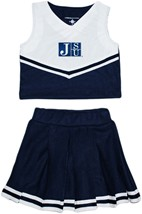 Official Jackson State Tigers JSU 2-Piece Cheerleader Dress