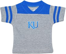 Kansas Jayhawks KU Football Shirt