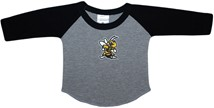 West Virginia State Yellow Jackets Baseball Shirt