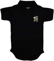 West Virginia State Yellow Jackets Polo Bodysuit