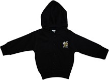 West Virginia State Yellow Jackets Snap Hooded Jacket