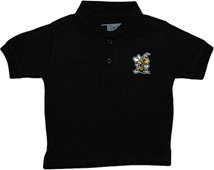 West Virginia State Yellow Jackets Infant Toddler Polo Shirt