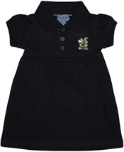 West Virginia State Yellow Jackets Polo Dress w/Bloomer