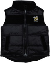 West Virginia State Yellow Jackets Puffy Vest