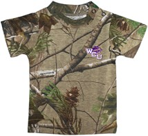 Western Carolina Catamounts Realtree Camo Short Sleeve T-Shirt