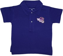 Western Carolina Catamounts Infant Toddler Polo Shirt