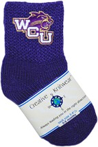 Western Carolina Catamounts Baby Bootie