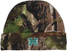 Hawaii Warriors Newborn Realtree Camo Knit Cap