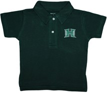 Hawaii Warriors Infant Toddler Polo Shirt