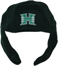 Hawaii Warriors Chin Strap Beanie