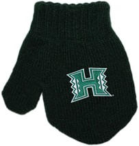 Hawaii Warriors Acrylic/Spandex Mitten