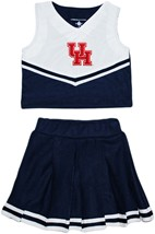 Official Houston Cougars 2-Piece Cheerleader Dress