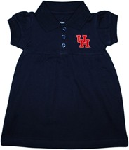 Houston Cougars Polo Dress w/Bloomer