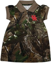 Houston Cougars Realtree Camo Polo Dress