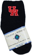 Houston Cougars Baby Bootie