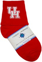 Houston Cougars Anklet Socks