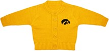 Iowa Hawkeyes Cardigan Sweater