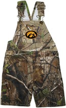 Iowa Hawkeyes Realtree Camo Long Leg Overall