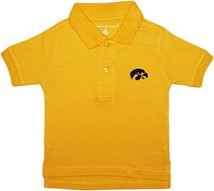 Iowa Hawkeyes Infant Toddler Polo Shirt
