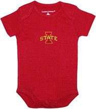 Iowa State Cyclones Newborn Infant Bodysuit