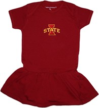 Iowa State Cyclones Picot Bodysuit Dress