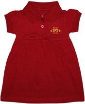 Iowa State Cyclones Polo Dress w/Bloomer