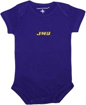 James Madison Dukes Newborn Infant Bodysuit